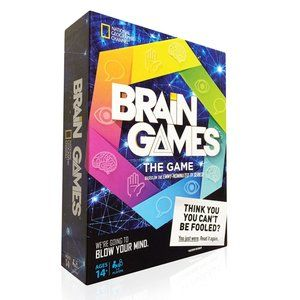 Brain Games - The Game - New